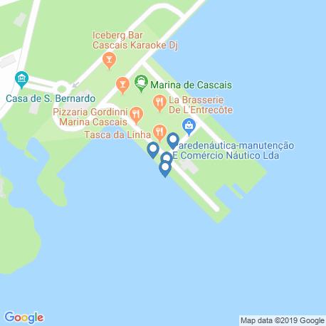 Карта рыбалки – Лиссабон