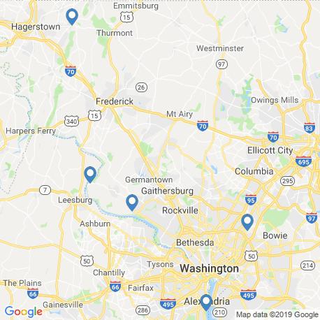 Карта чартеров – Диккерсон