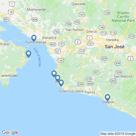 Карта рыбалки – Эррадура