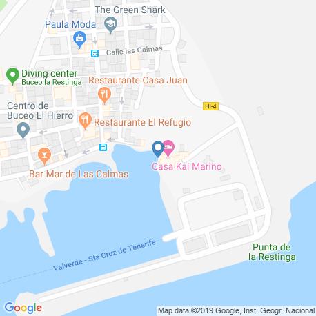 Карта чартеров – Канарские острова