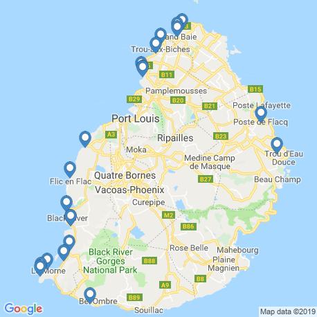 Карта рыбалки – Альбион