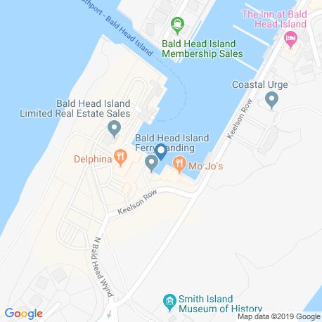 Карта рыбалки – Болд-Хед-Айленд