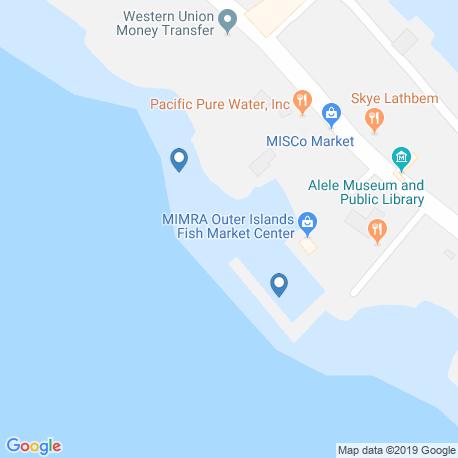 Карта чартеров – Маршалловы острова