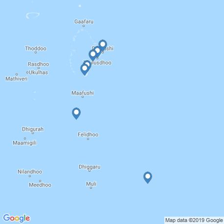 Карта рыбалки – Мале