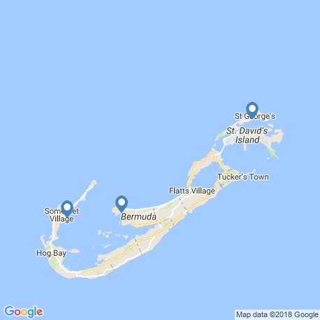 map of fishing charters in Somerset Village