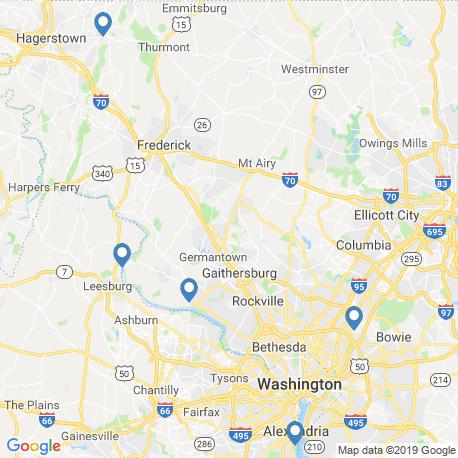 Карта чартеров – Лисберг