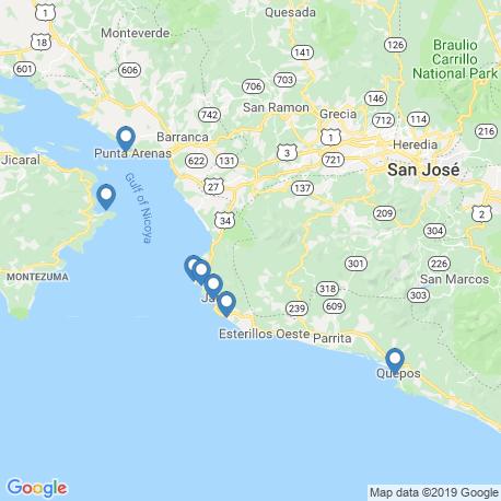 Карта рыбалки – Хако