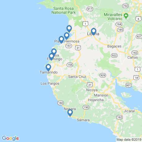Карта рыбалки – Кабо-Велас