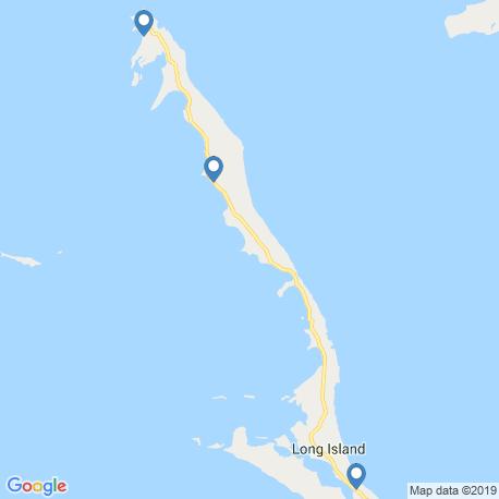 Карта рыбалки – Лонг-Айленд