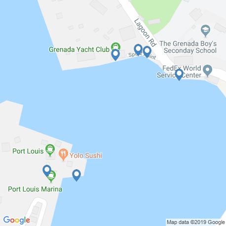 Карта чартеров – Гренада