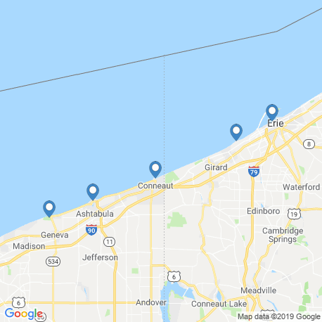 Карта рыбалки – Коннеот