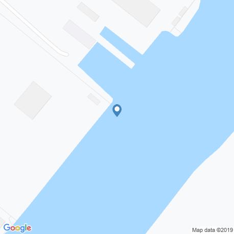 Карта рыбалки – Сабин-Лейк
