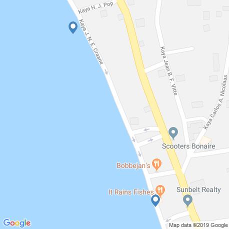 Карта чартеров – Бонайре