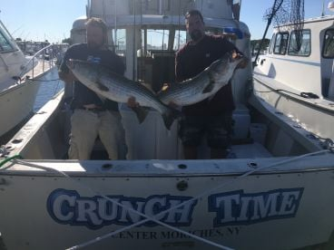 Crunch Time Sport Fishing