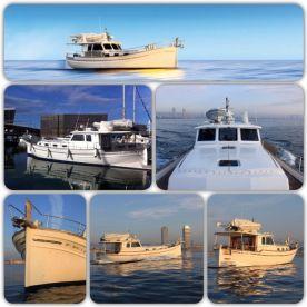 The menorquin boat