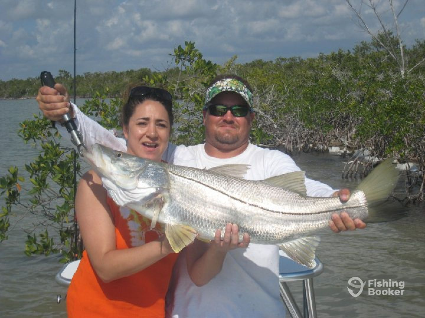 I just found Scales 2 Tales Charters on FishingBooker