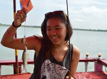 Phnom Penh Fishing Tours