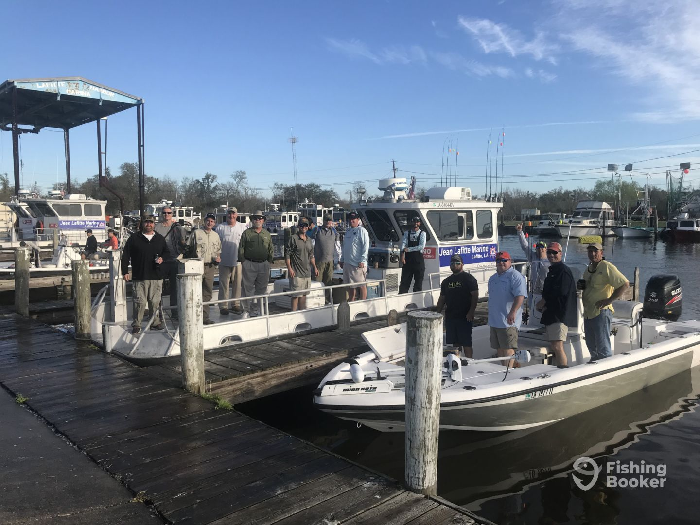 04928f54f8c01 Jean Lafitte Harbor Charters - 30  (Lafitte) - Updated 2019 Prices ...