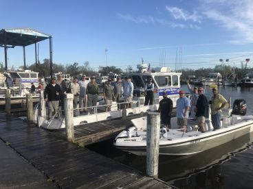 Jean Lafitte Harbor Charters - 30'