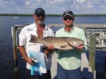 Davey Dee's Charter (Warfish)
