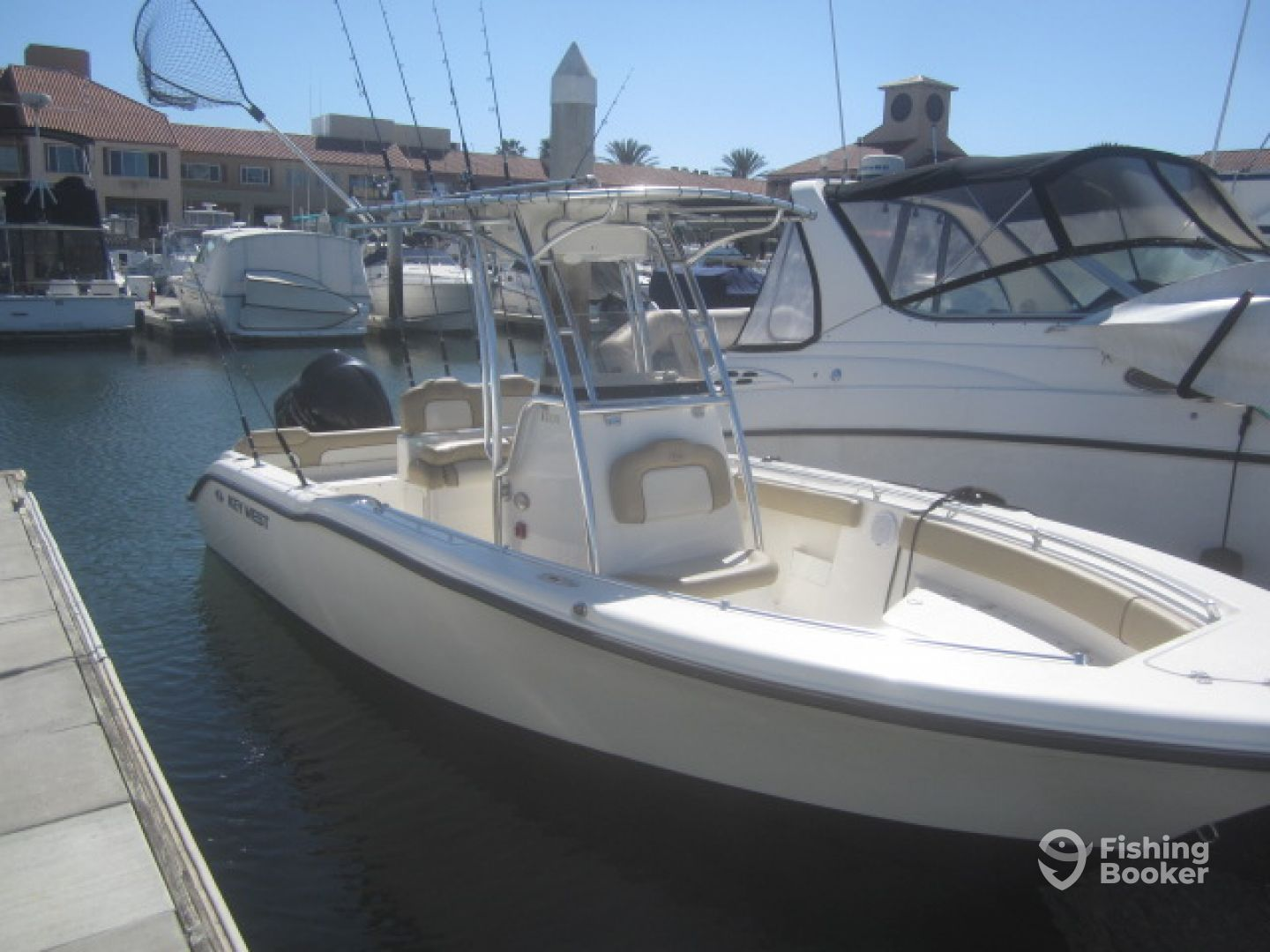 I just found Breakwall Fishing Charter Services - 24' on FishingBooker