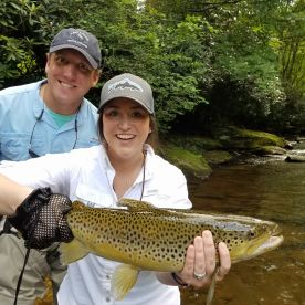 Mountains To Coast Fly Fishing