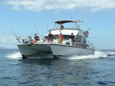Double Rum Fishing Charters