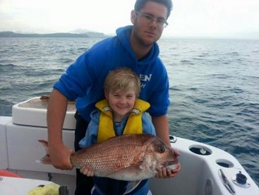 Anglers Anonymous Fishing Charters, Paihia