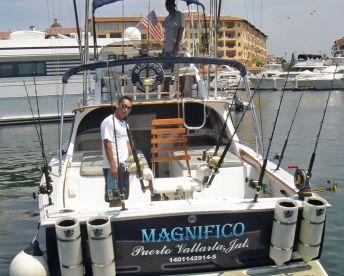 Magnifico Charter Puerto Vallarta