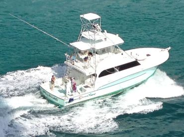 Deep Sea Fishing Miami