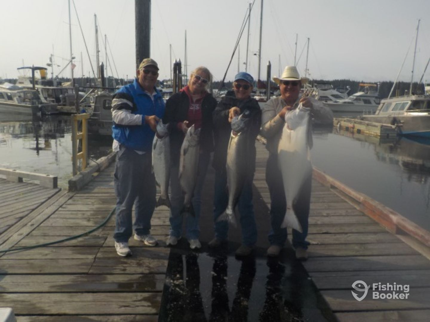 Salmon & Halibut Fishing Port McNeill & Port Hardy