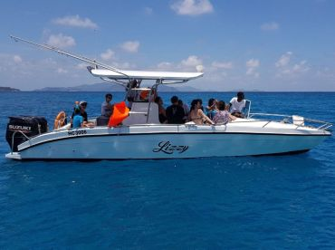 Lizzy Boat Charter