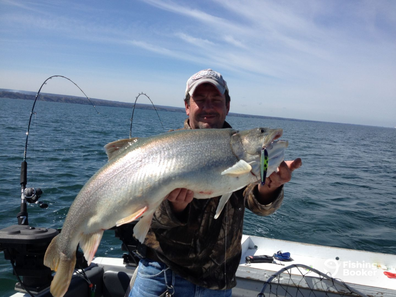 25.9 lb Lake Trout