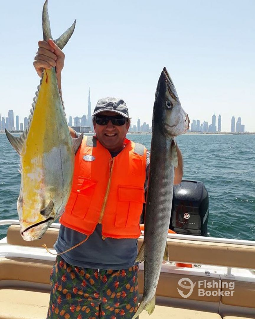 Ocean Cruise - Al Rubban