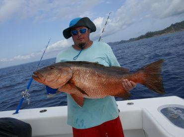Hannibal Fishing Panama