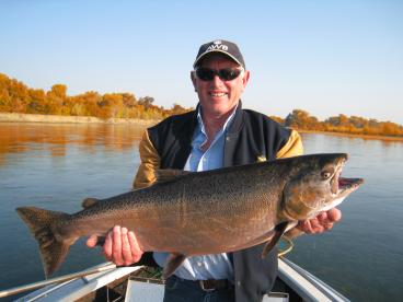 Tiger T's Guide Service - Sacramento River