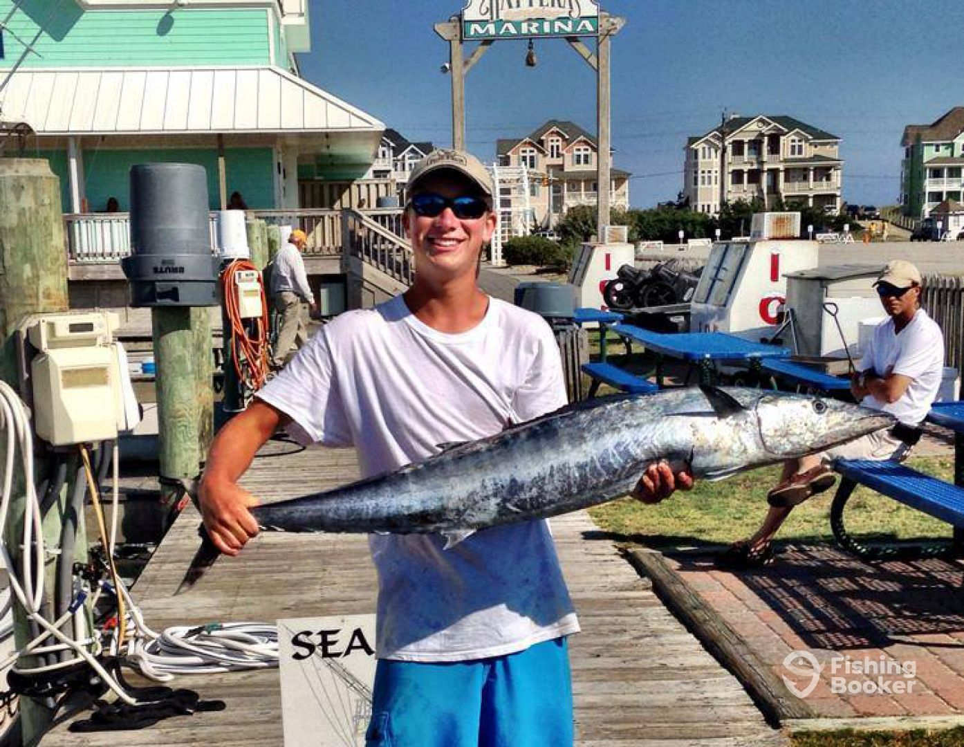 Sea Dream Offshore Charters