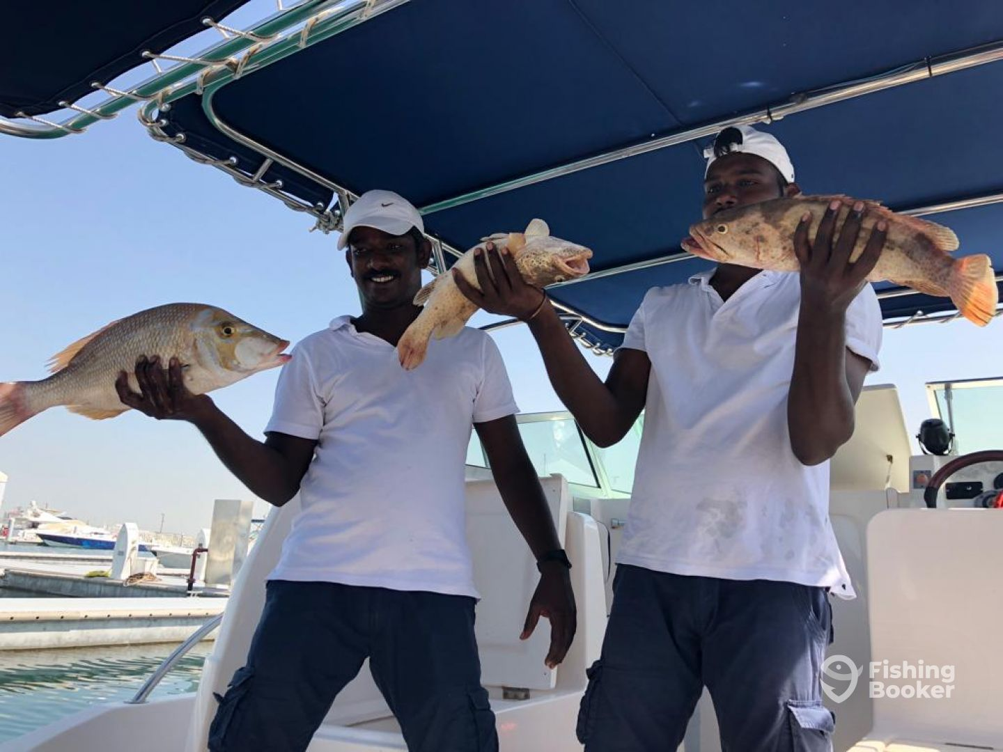 Deep Sea Fishing Dubai