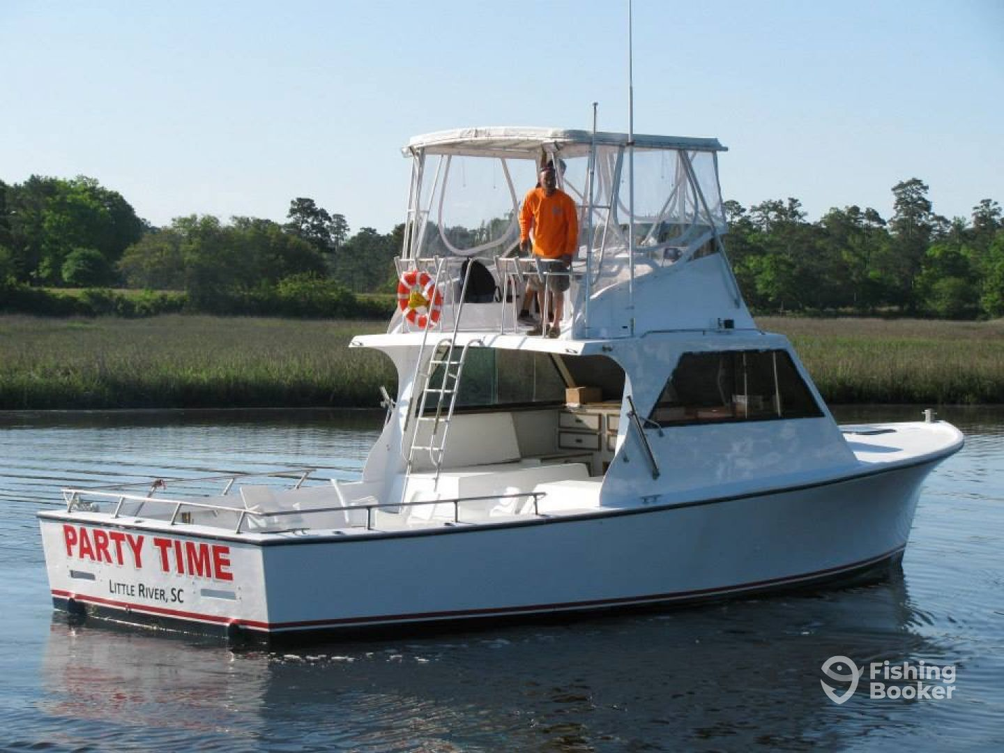 Party Time Charters Calabash Updated 2019 Prices Nc