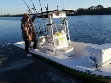 Captain Daddy's Fishing Charters – Inshore