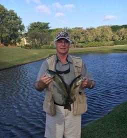 Gradyful Fishing Charters - Bass Fishing