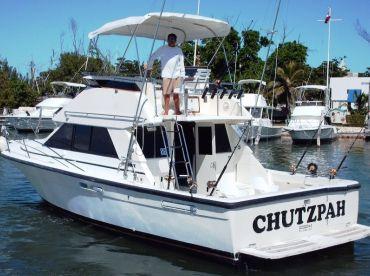 Chutzpah (Phoenix 34' Ft)