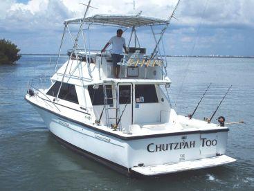 Chutzpah Too (Phoenix 34' Ft)