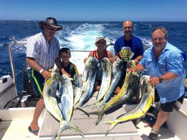 Lynski Game and Reef Fishing Charters