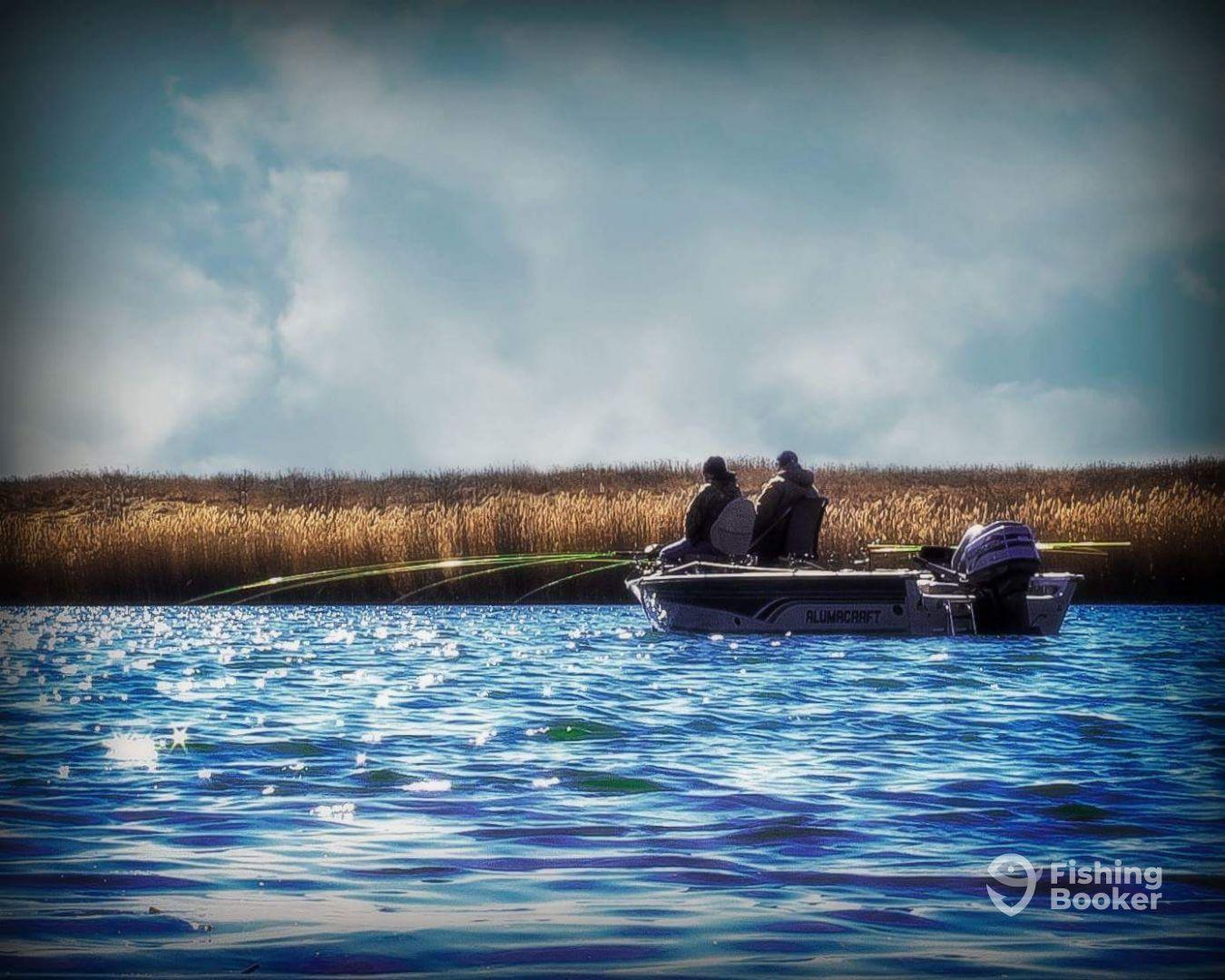 Full Moon Fishing Service