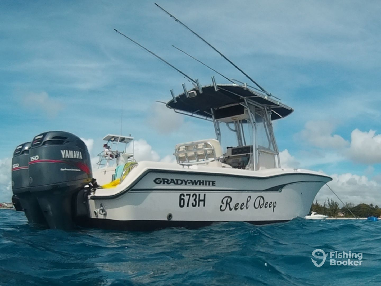Reel Deep Boat Fishing Charters