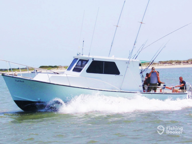 Fish Hook I Charters