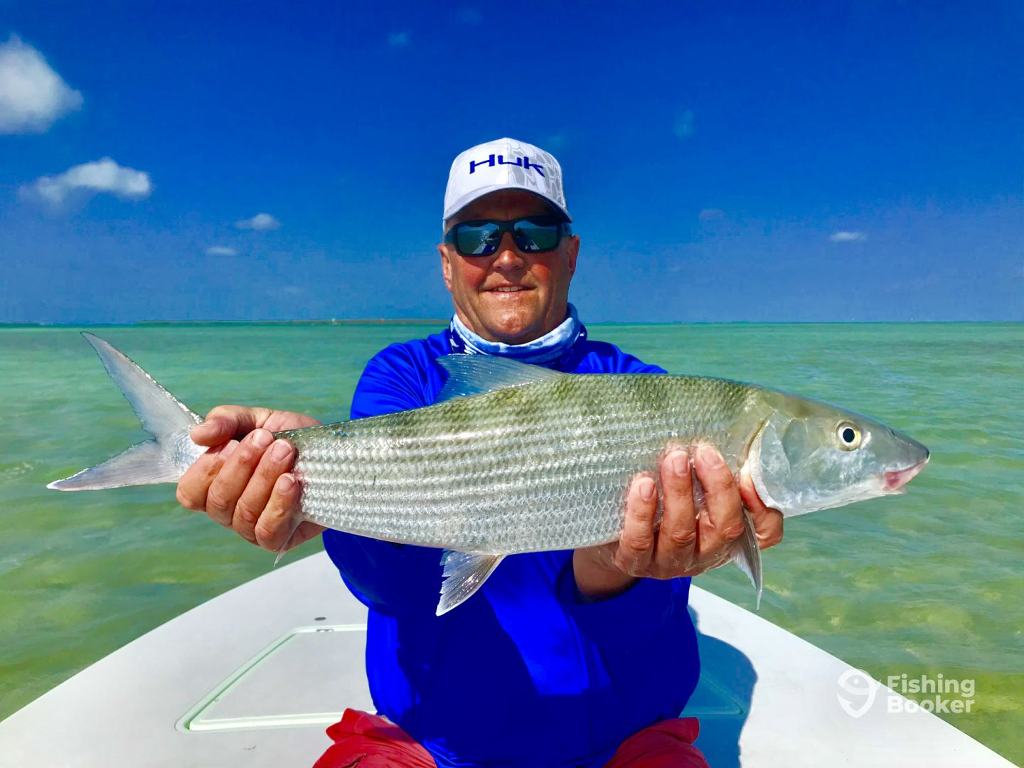 Bonefish:The Silver Ghost, fast as a bullet