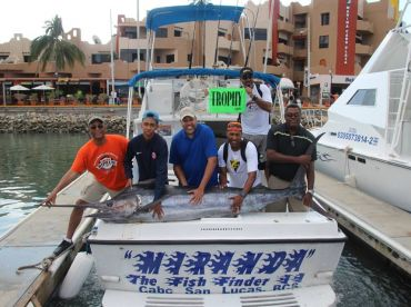 Cabo Sport Fishing: The Fish Finder 31'