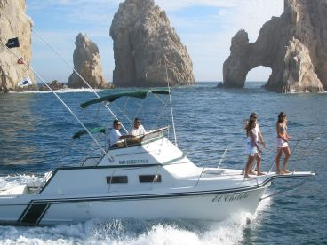 Cabo Sport Fishing - 28' Californian